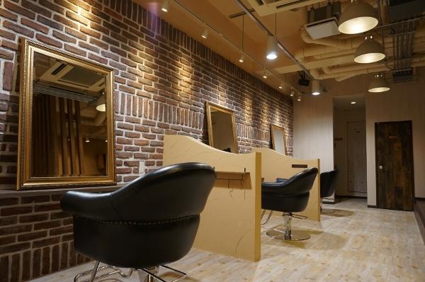 NO.b02_美容室/内装デザイン事例