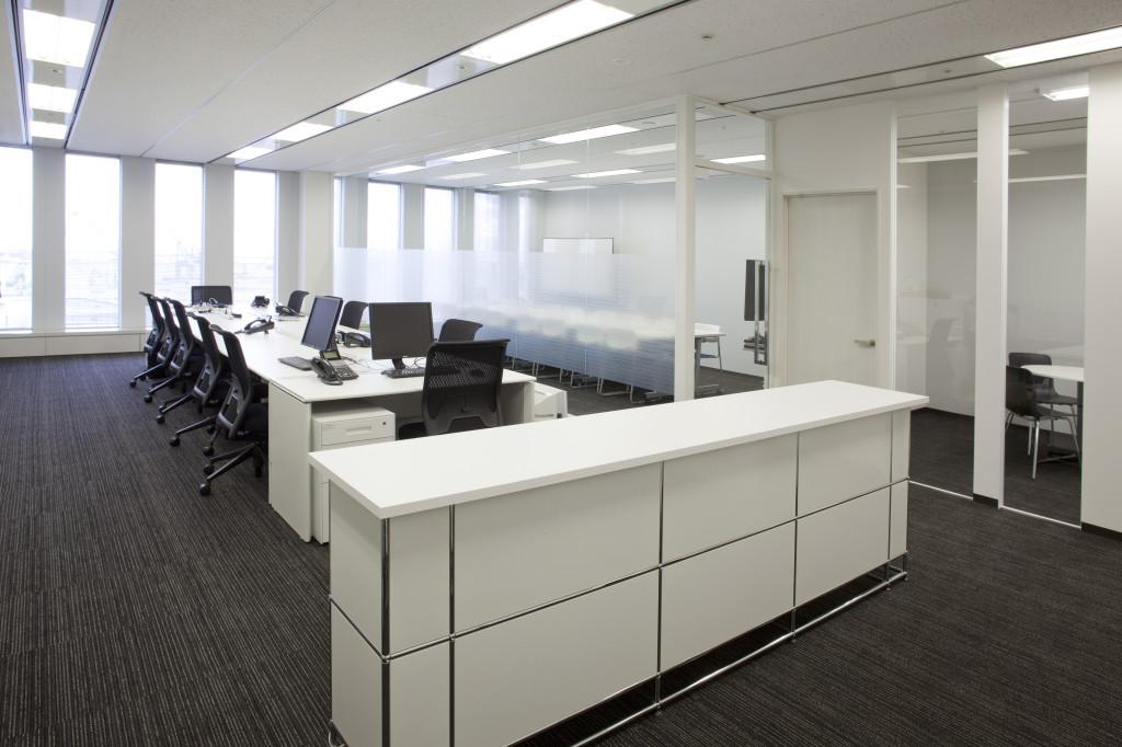 オフィス事務所/内装デザイン事例