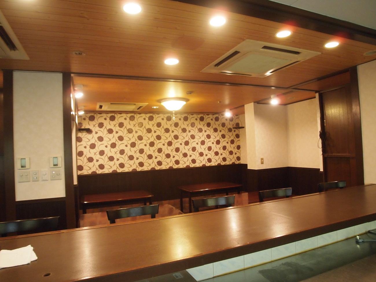 NO.r05_洋食屋/内装デザイン事例