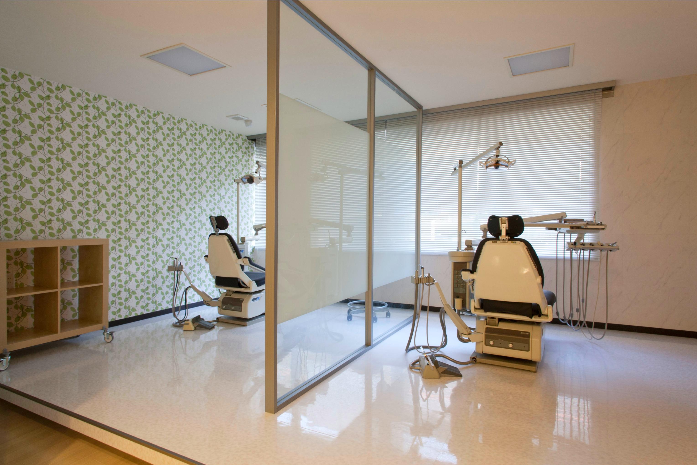 歯科医院1内装1