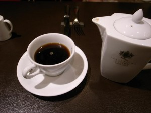 ポアールPOIREのコーヒー