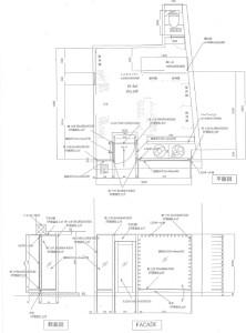アパレルブティックの内装工事事例