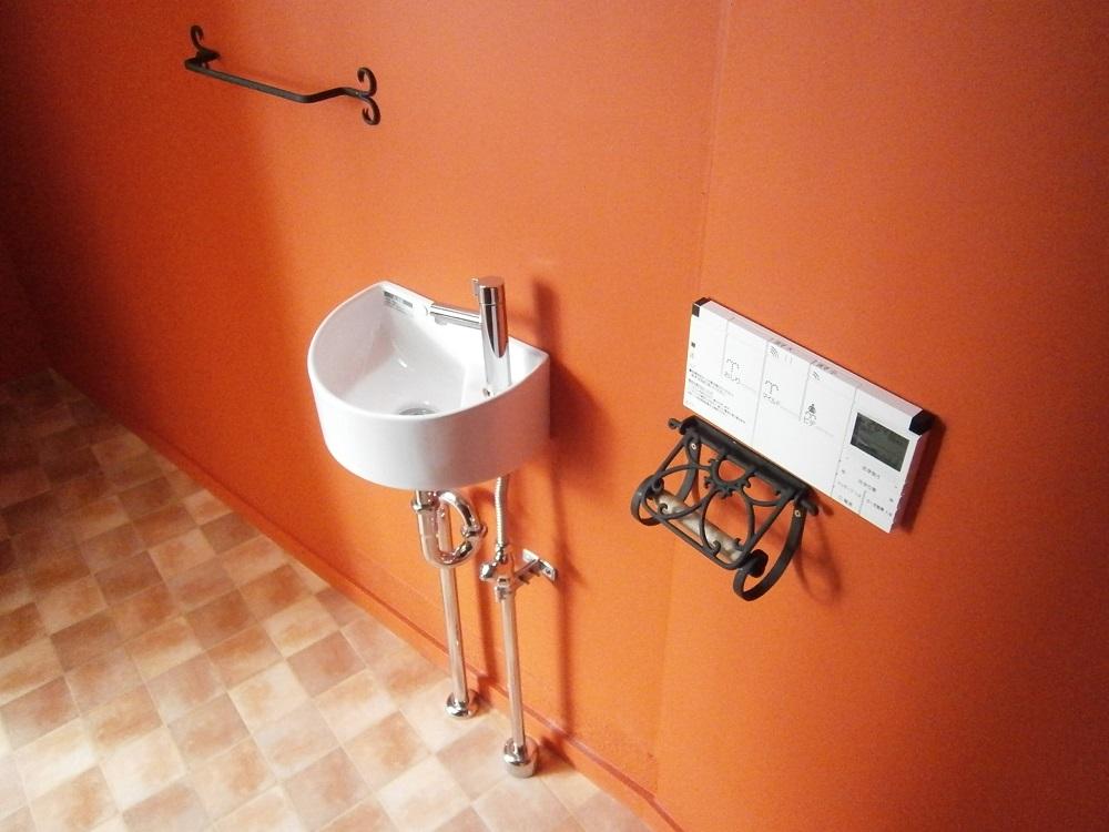 洗面台の事例写真