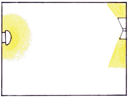 ブラケット照明計画
