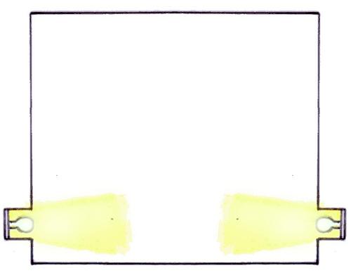 フットライト事例照明計画