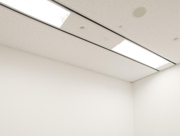 シーリングライトの照明計画