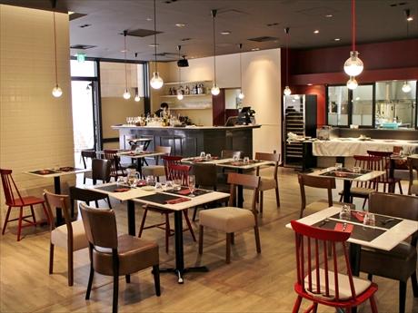 イタリアンレストラン内装デザイン