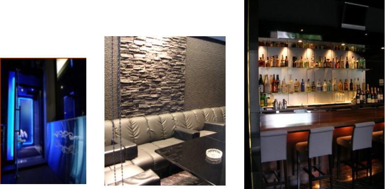 中央区チャイニーズレストラン内装工事写真