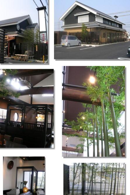 奈良県蕎麦屋内装工事