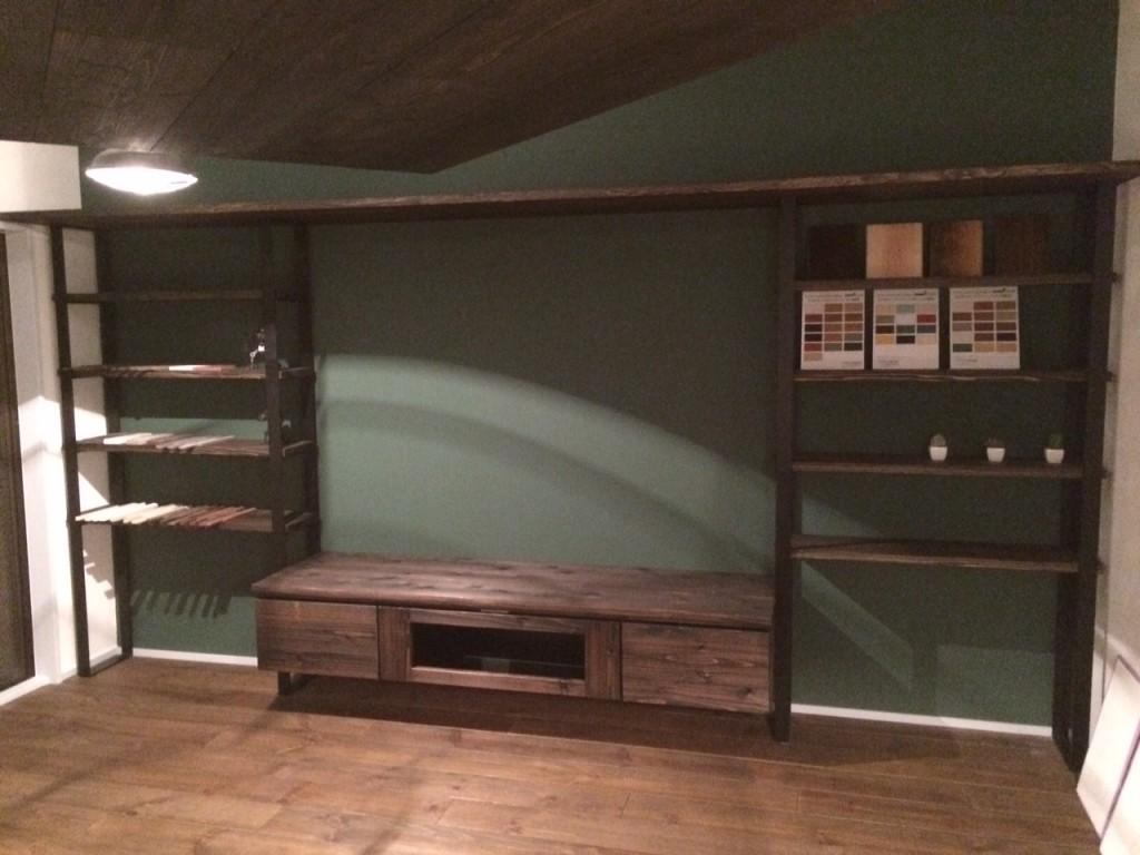 マンションリノベエイジング家具
