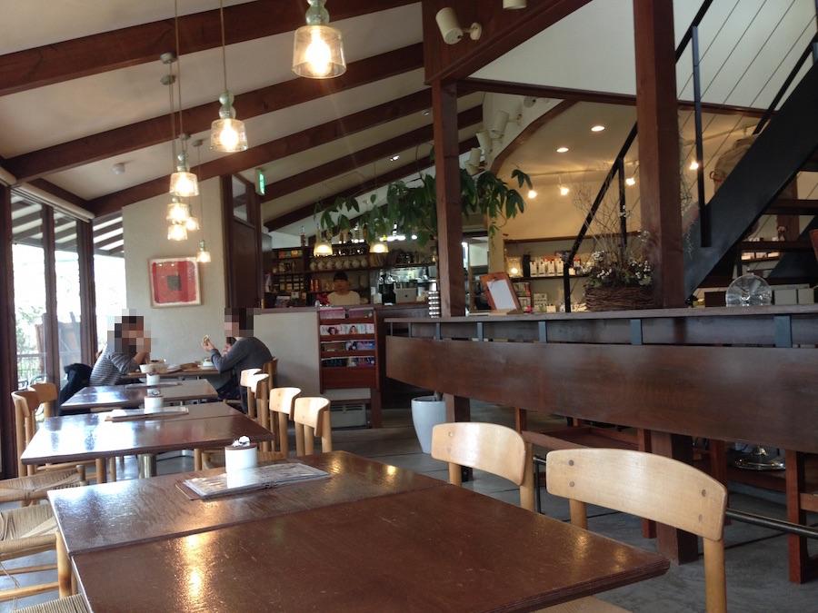 女子人気のこ洒落たカフェデザイン
