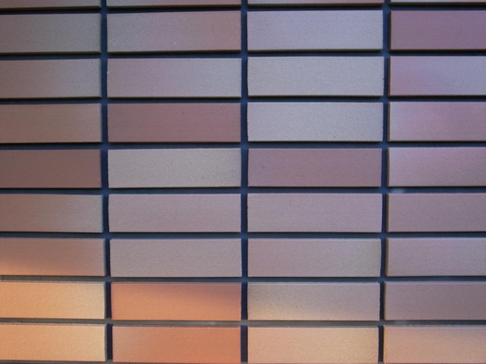 スタバの外壁オーソドックスなタイル