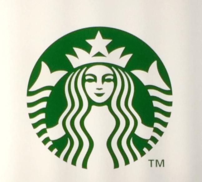 スターバックスの人魚のロゴ