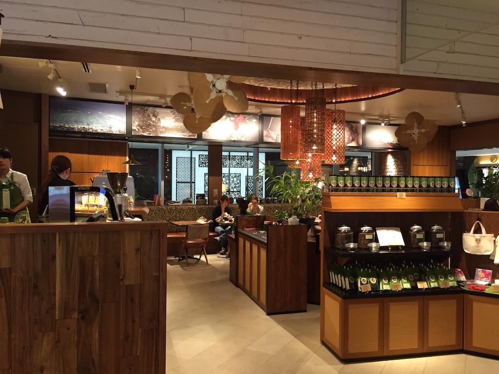 honolulu coffeeグランフロント大阪店