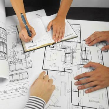 発注者なら知っておきたい内装工事会社の種類と特徴について