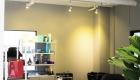 シンプル内装 美容院