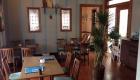 自然派カフェの内装デザイン