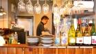 東京都中野区 ワインとおつまみ カキツバタ