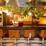 コンセプトカフェ内装工事店主の思いが見事に具現化された幻想的なデザイン