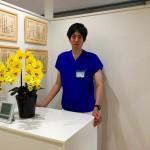 鍼灸院内装工事シンプル&クリーンというテーマを追求 / お客様の声