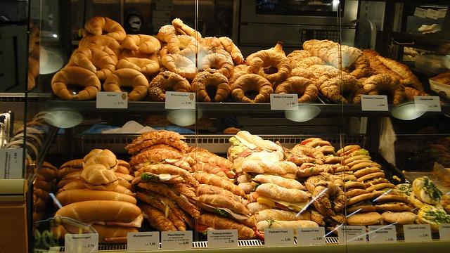 パン屋開業