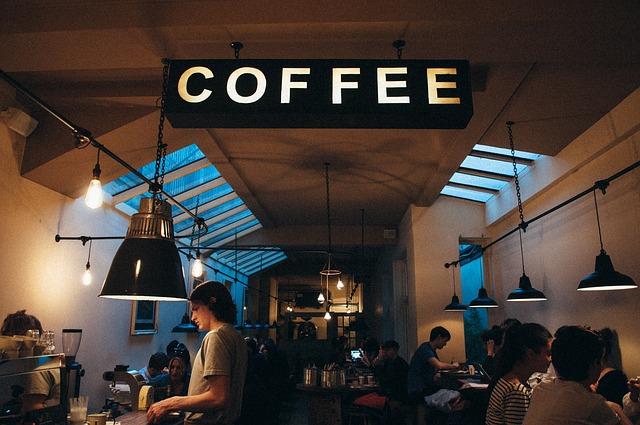 カフェの開業