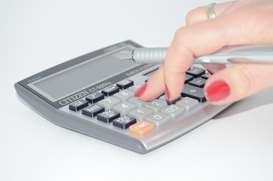 価償却の計算には「定額法」と「定率法」などがある