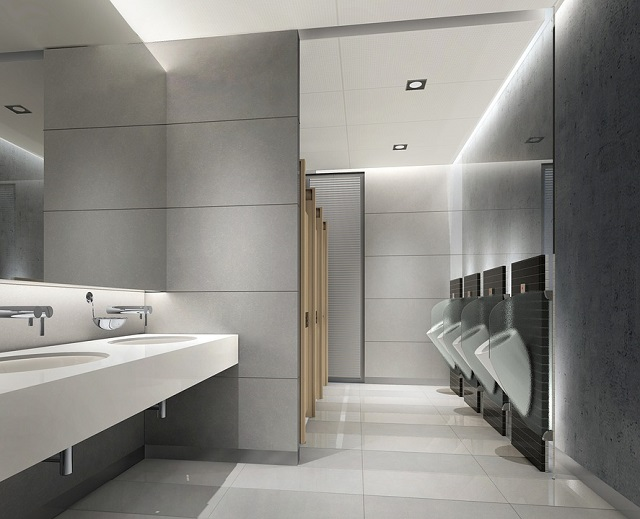 オフィスのトイレの数は法律で決められている